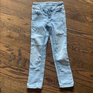 Justice Super Skinny Jeans 6 Slim